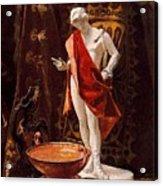 16488 Nicanor Pinole Acrylic Print