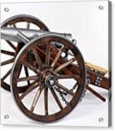 1861 Dahlgren Cannon Acrylic Print