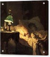 1 1886 Vasily Polenov Acrylic Print