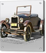1925 Chevrolet Series K Roadster Acrylic Print
