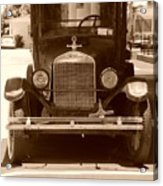 1926 Model T Acrylic Print
