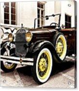 1931 Ford Phaeton Acrylic Print
