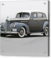 1941 Packard 120 Sedan I Acrylic Print