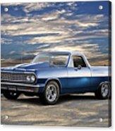 1964 Chevrolet El Camino I Acrylic Print