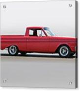 1965 Ford Ranchero Acrylic Print