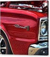 1966 Dodge Coronet 500 426 Hemi Acrylic Print
