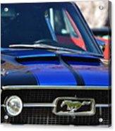 1967 Mustang Fastback Acrylic Print