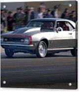 1969 Camaro Ss396 Acrylic Print