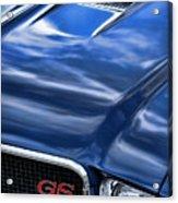 1970 Buick Gs 455  Acrylic Print