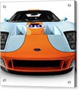 2006 Ford Gt Acrylic Print