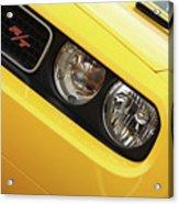 2011 Dodge Challenger Rt Acrylic Print