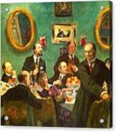 43769 Boris Kustodiev Acrylic Print