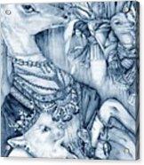 48563 Adrienne Segur Acrylic Print