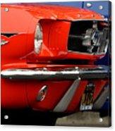 66 Mustang Fastback Acrylic Print