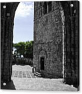 A Gothic View Acrylic Print