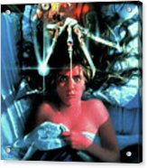 A Nightmare On Elm Street 1984 Acrylic Print