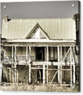 Abandoned Plantation House #1 Acrylic Print