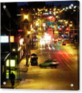 Abbotsford Lights 05 Acrylic Print