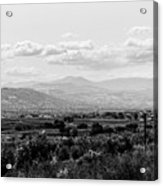 Abruzzo - An Italian Landscape  Acrylic Print
