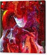 Abstract - Rebirth Series 006 Acrylic Print