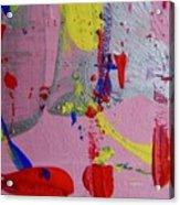 Abstract 10061 Acrylic Print