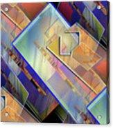 Abstract  145 Acrylic Print
