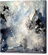 Abstract Expressive 009 Acrylic Print