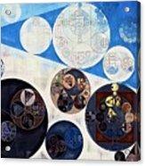 Abstract Painting - San Marino Acrylic Print