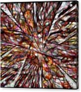 Abstraction 3101 Acrylic Print