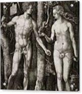 Adam And Eve 1504  Acrylic Print