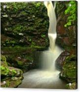 Pennsylvania Adams Falls Acrylic Print