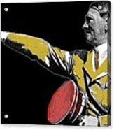 Adolf Hitler Saluting  Circa 1933-2012  Acrylic Print