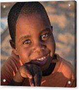 Africa's Future Acrylic Print