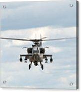 Ah-64 Apache Acrylic Print