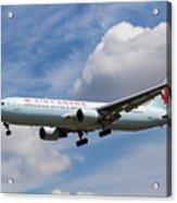 Air Canada Boeing 767 Acrylic Print