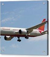 Air India Boeing 787 Acrylic Print