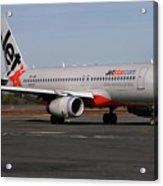 Airbus A320-232 Acrylic Print