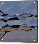 Aircrafts Acrylic Print