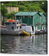 Alaska_00029 Acrylic Print