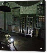Alcatraz Federal Penitentiary Acrylic Print