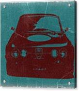 Alfa Romeo Gtv Acrylic Print
