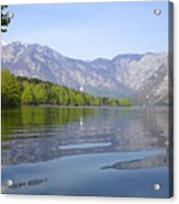 Alpine Clarity Acrylic Print