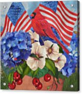 America The Beautiful-jp3210 Acrylic Print