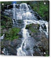 amicalola falls Ga Acrylic Print