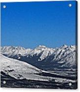 Anaktuvuk Pass Alaska Acrylic Print