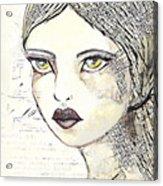 Annabel 2 Acrylic Print