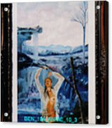 Annie 10-3 Acrylic Print