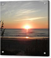 Another Beautiful Day Acrylic Print