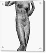 Aphrodite/venus Acrylic Print