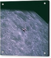 Apollo Mission 16 Acrylic Print